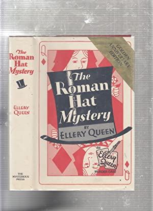 The Roman Hat Mystery: A Problem in: Ellery Queen