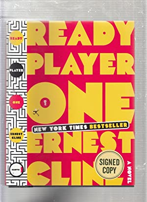 Ready Player One (signed by the author)