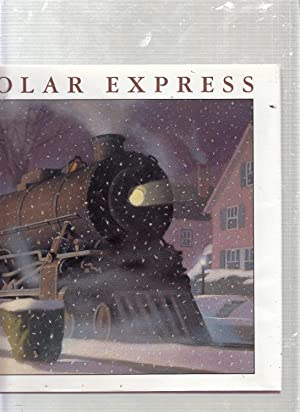 The Polar Express (signed by the author): Chris. Van Allsburg