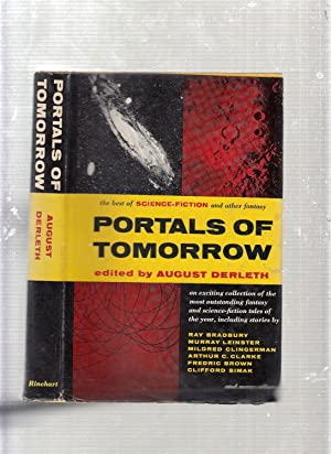 Portals Of Tomorrow; The best of Science Fiction and Other Fantasy (in dust jacket)