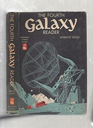 The Fourth Galaxy Reader (in dust jacket)
