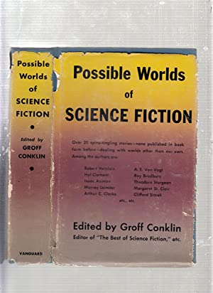 Possible Worlds of Science Fiction (in original dust jacket)