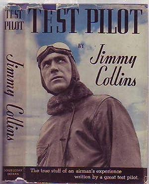 Test Pilot: Collins, Jimmy