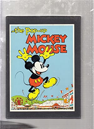 Pop-Up Mickey Mouse: Collector's Edition (numbered, limited: Disney Studios; Walt