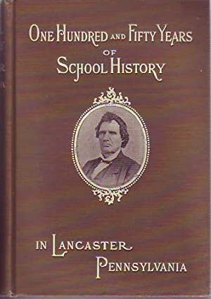 One Hundred and Fifty Years of School History in Lancaster, Pennsylvania: Riddle, William