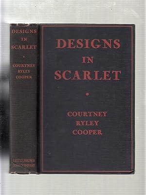 Designs in Scarlet: Cooper, Courtney Ryley