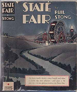 State Fair (in original dust jacket): Strong, Phil