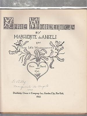 Yonie Wondernose: De Angeli, Marguerite