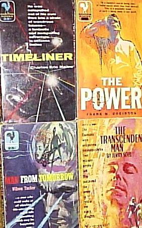 Timeliner / the Power / Man from: Maine, Charles Eric