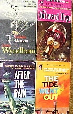 The Infinite Moment / the Outward Urge: Wyndham, John /