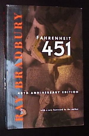 Fahrenheit 451 ****SIGNED BY THE AUTHOR***: Bradbury, Ray