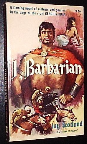 I, Barbarian: Scotland, Jay