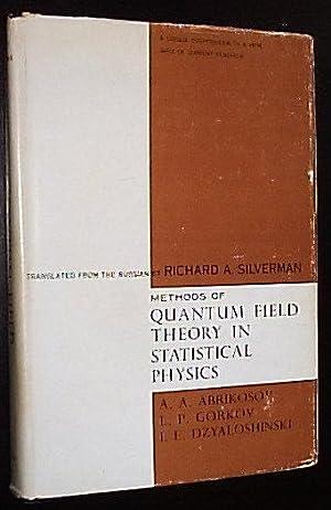 Methods of Quantum Field Theory in Statistical: Abrikosov, A.A./Gorkov, L.P./