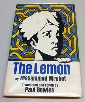 The Lemon: Mrabet, Mohammed [translated