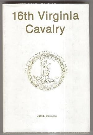 16th Virginia Cavalry: Dickinson, Jack L.