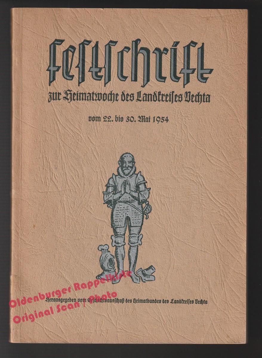 Der landkreis vechta zvab for Fachwerk vechta