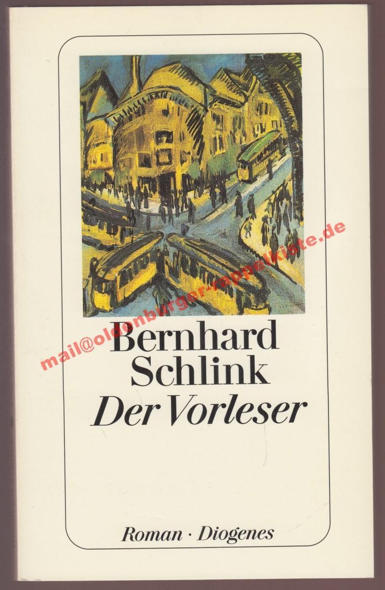 Der Vorleser: Schlink, Bernhard