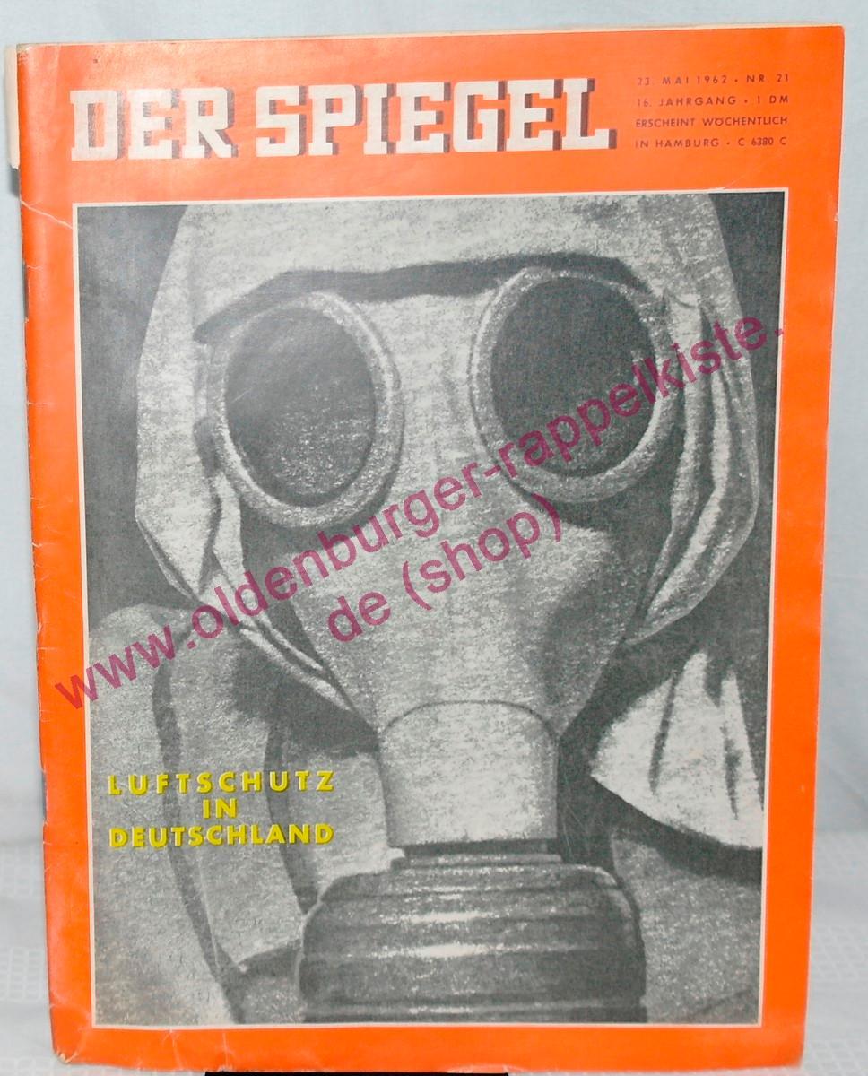 Der spiegel 21 zvab for Spiegel titelblatt