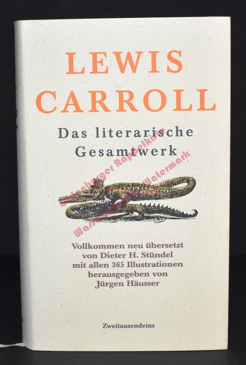 Das literarische Gesamtwerk: Buch I: Sylvie &: Carroll, Lewis