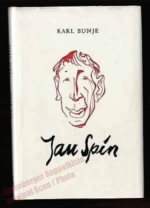 Jan Spin. Plattdeutsche Geschichten.SIGNIERT: Karl Bunje