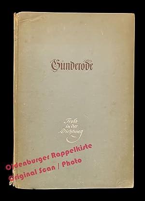 Karoline von Günderode Trost in der Dichtung. 1947: Kemp, Friedhelm