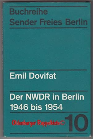 Der NWDR in Berlin - 1946 - 1954 (SFB)
