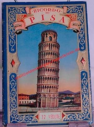 Ricordo Di Pisa - 32 Vedute Leoprello