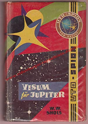 Visum für Jupiter - Uto-Spion