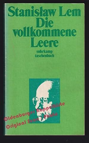 Stanislaw Lem: Die Phantomologie (German Edition)
