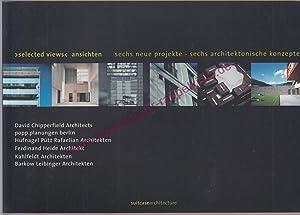 Selected views /Ansichten -david chipperfield architects -: Engelhorn,Beate / Ring,Kirstien