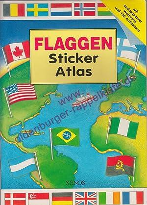 Flaggen - Sticker-Atlas: Baxter