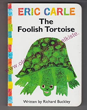 The Foolish Tortoise (The World of Eric Carle) * MINT *