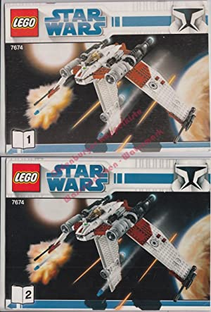 LEGO® Bauanleitung: STAR WARS 7674 Clone Wars V-19 Torrent