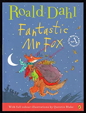 Fantastic Mr Fox: Dahl, Roald