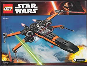 LEGO® Bauanleitung: STAR WARS 75102 Poes X-Wing Fighter