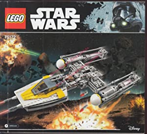 LEGO® Bauanleitung: STAR WARS 75172 Y-Wing Starfighter