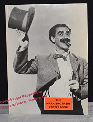 The Marx Brothers Poster Book by Zachary Kwinter Books -XXL -