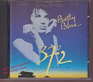 OST: Betty Blue 37°2 Le Matin * MINT* Original Soundtrack - Yared,Gabriel