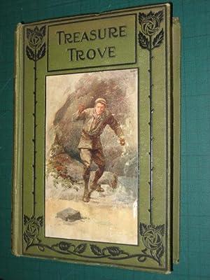 TREASURE TROVE; A TALE OF THE SHARK'S: Everett-Green (Evelyn)