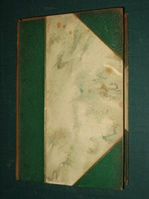 THE WORKS; NINE VOLUMES: Tennyson (Alfred Lord)