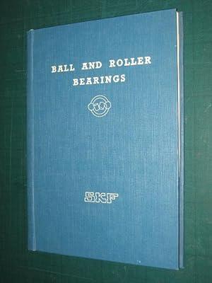 SKF; BALL AND ROLLER BEARINGS