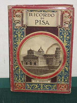 RICORDO DI PISA 32 VEDUTE