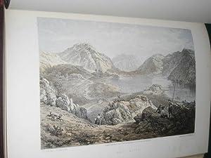 THE LAKE SCENERY OF ENGLAND: Pyne (J.B.)