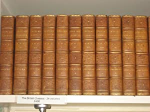 THE BRITISH CLASSICS; Essays from The Tatler (4 volumes), The Spectator (8 volumes), The Guardian (...