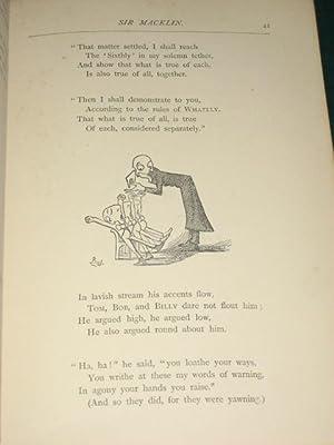 "FIFTY ""BAB"" BALLADS; Much Sound and Little Sense: Gilbert (W.S)"