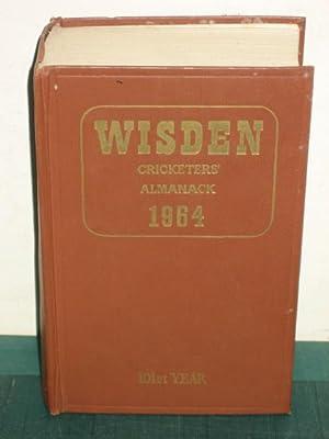 WISDEN CRICKETERS' ALMANACK 1964: Edited By Norman Preston