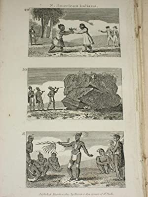SCENES IN AMERICA FOR THE AMUSEMENT AND INSTRUCTION OF LITTLE TARRY-AT-HOME TRAVELLERS: Taylor (Rev...