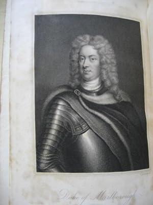 JOHN, DUKE OF MARLBOROUGH (The Faimily Library No LXVII): Bucke [Charles]