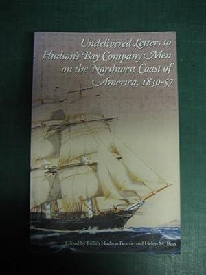 Undelivered Letters to Hudson's Bay Company Men: Beattie [Judith Hudson]