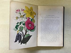 FLOWERS FROM THE HOLY LAND; Being an Account of the Chief Plants Named in Scripture; with ...